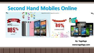 Second Hand Mobiles Online