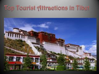 Top Tourist Attractions in Tibet