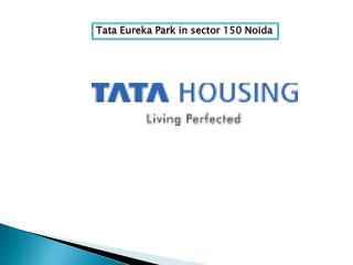 Tata eureka park Price List