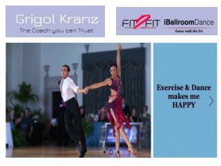 Wedding dance class | Personal training | Palm Beach