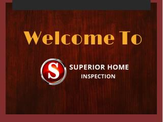 Real Property Inspector - Home Inspection Services