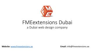 Web Development Company in Dubai