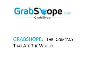 Grabshope.com - Online Shopping India - Buy Mobile Phone, Clothing, Shoes, And More