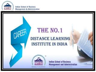 ISBM Review – Best College For Different Featured Courses