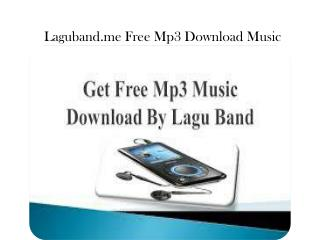 laguband.me Free Mp3 Music