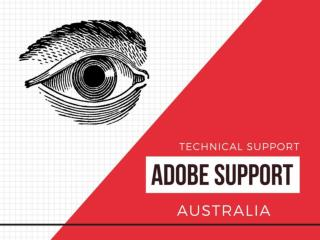 Get Momentary Adobe Tech Support by Approaching Adobe Technical Support