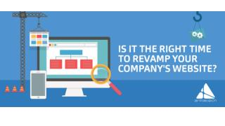 Should you need to revamp my Company's website