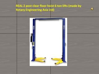 interequip vehicle hoist