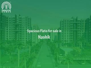 Spacious Flats for sale in Nashik