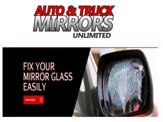 New Aftermarket Auto Parts | Car and Truck Replacement Parts | Discounts on Side Mirror Glass, Headlight, Tail Light and