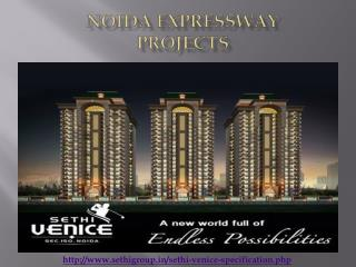 Noida Expressway Projects - Sethi Group