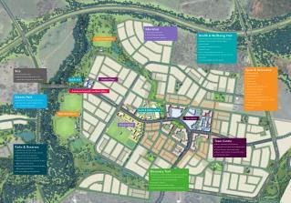 Providence Ripley Land Masterplan