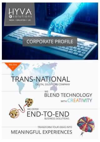 Best Human Resource presentation services