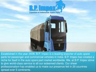 Leyland Spare Parts
