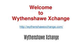 Wythenshawe Xchange mobile repair shop located in the UK.