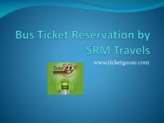 SRM Travels