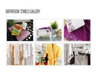 Bath Towels - Turkey Towels