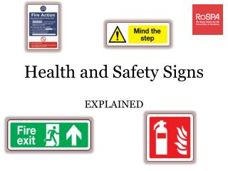 Stocksigns is the UK leader in health and safety and custom made signs