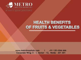 Best Healthy Heart tips - Health_Benefits_of_Fruits and vegetables