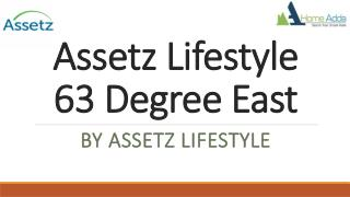 Assetz 63 Degree East Bangalore Apartments