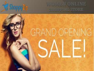 Women Fashion Clothes from ShoppyZip