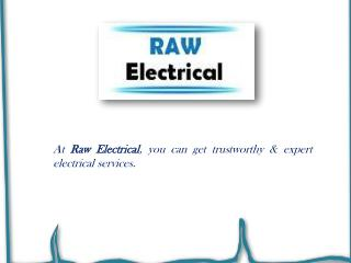 Find Vast Array of Electrical Services in Turramurra