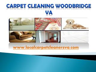Carpet Cleaners Woodbridge VA - LocalCarpetCleanersVA.com