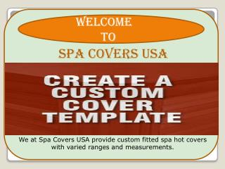 replacement spa covers