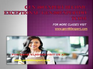 gen 480 Expert Become Exceptional/gen480expertdotcom
