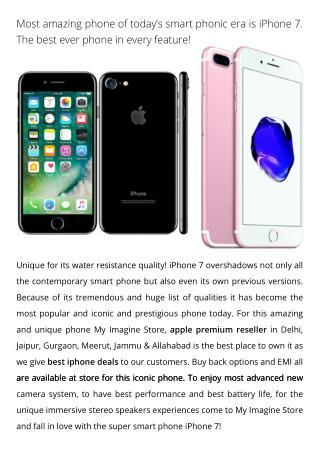 Premium Reseller Of Mac | Best iPhone Deals