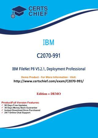 C2070-991 Latest Exam Study Material