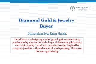 Diamond Gold & Jewelry Buyer