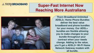 ThornBroadband-With Unlimited Data