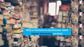 Reasons why you need a digital marketing strategy for your ecommerce website