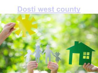Dosti west county thane