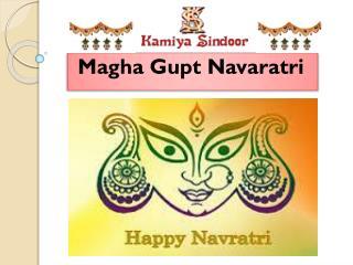 Magha Gupt Navratri