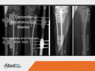 Extremity reconstruction market review and forecast report by AMR