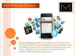 Mobile Web Design New York