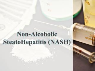 15% Discount on Non-Alcoholic SteatoHepatitis (NASH) Valid Upto 13 Jan 2017