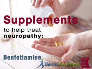 Order cheap benfotiamine supplement online