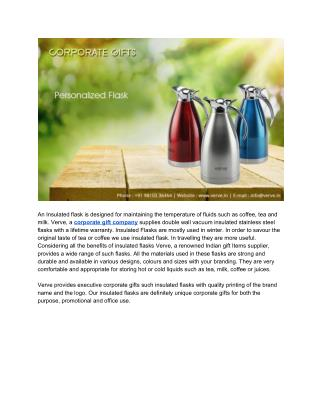 Verve Corporate Gift Company | Indian Gift Items Suppliers