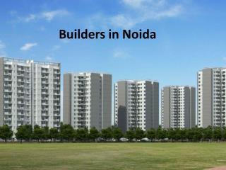 Builders in Noida