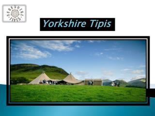 Yorkshire Tipis