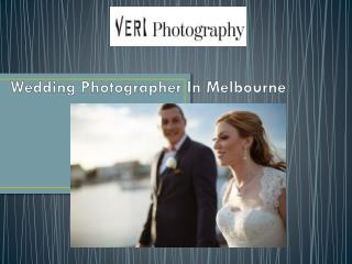 Wedding Photographer In Melbourne