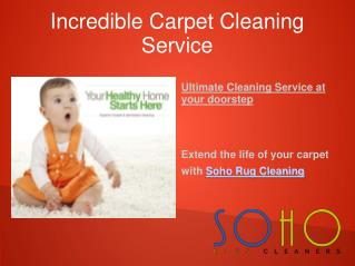 Carpet Cleaning Services NYC