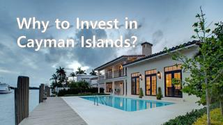 Why to Invest in  Cayman Islands?