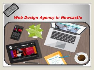 Web Design Agency in Newcastle