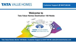 Tata value homes destination 150