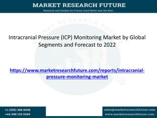 Global Outlook for Intracranial Pressure (ICP) Monitoring Market by Size and Share – 2022