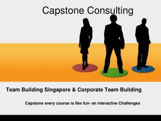 Team Building Singapore & Corporate Team Building